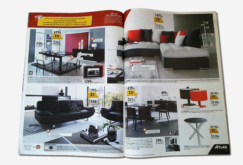Catalogue Meubles Atlas