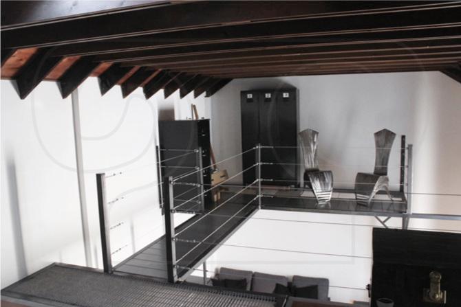 Soppalco in ferro e legno rg59 regardsdefemmes - Scala letto soppalco ...