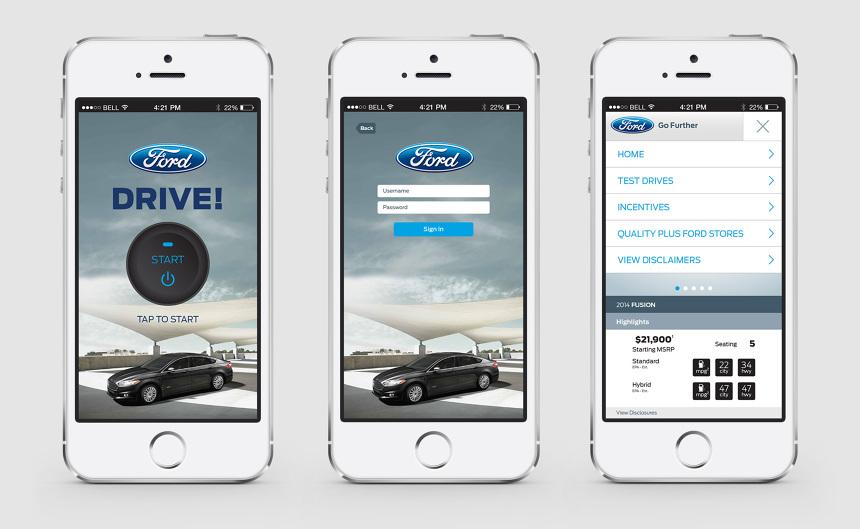 Ford Drive App Johndesouza Com